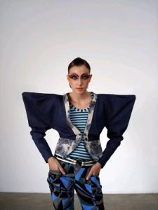 Um dos editoriais de Marcio Banfi para a Folha Moda. Foto by Rafael Assef