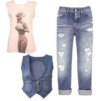 look jeans mais jeans