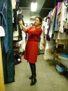 Natália Duran e o guarda-roupas de Paraíso