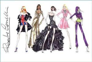 Spice Girls por Nicolas Ghesquiere