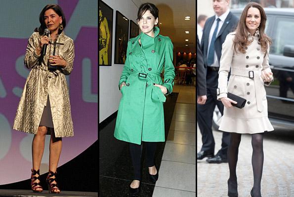 Celebridades como Gloria Kalil, Bárbara Paz e Kate Middleton já desfilaram com seus modelitos