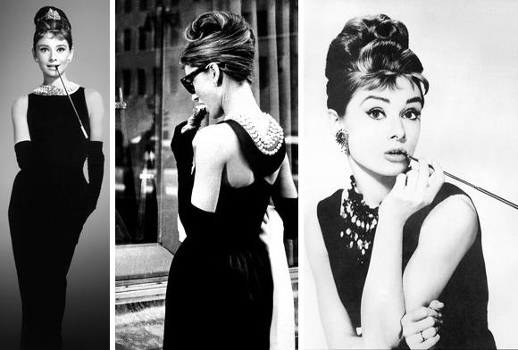 """Audrey de Givenchy em """"Bonequinha de Luxo"""""""